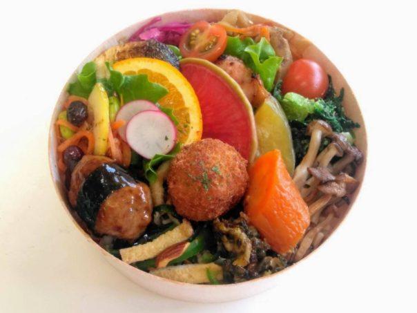 15種類の国産野菜を使用したシャレBEN